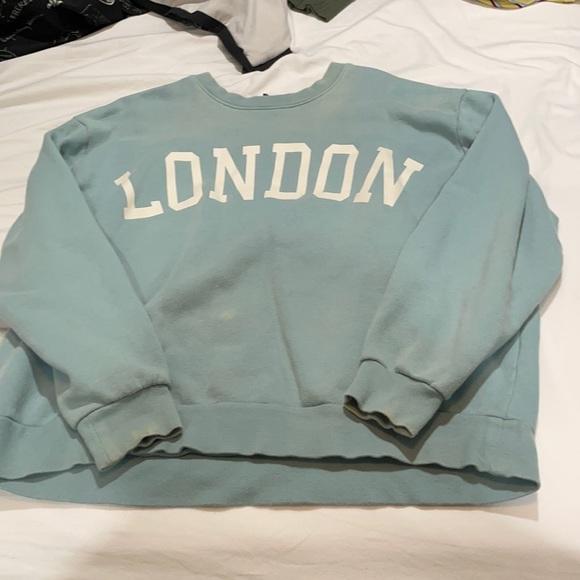 London Crewneck
